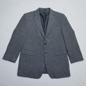 Banana Republic gray wool sport coat - 42R Modern